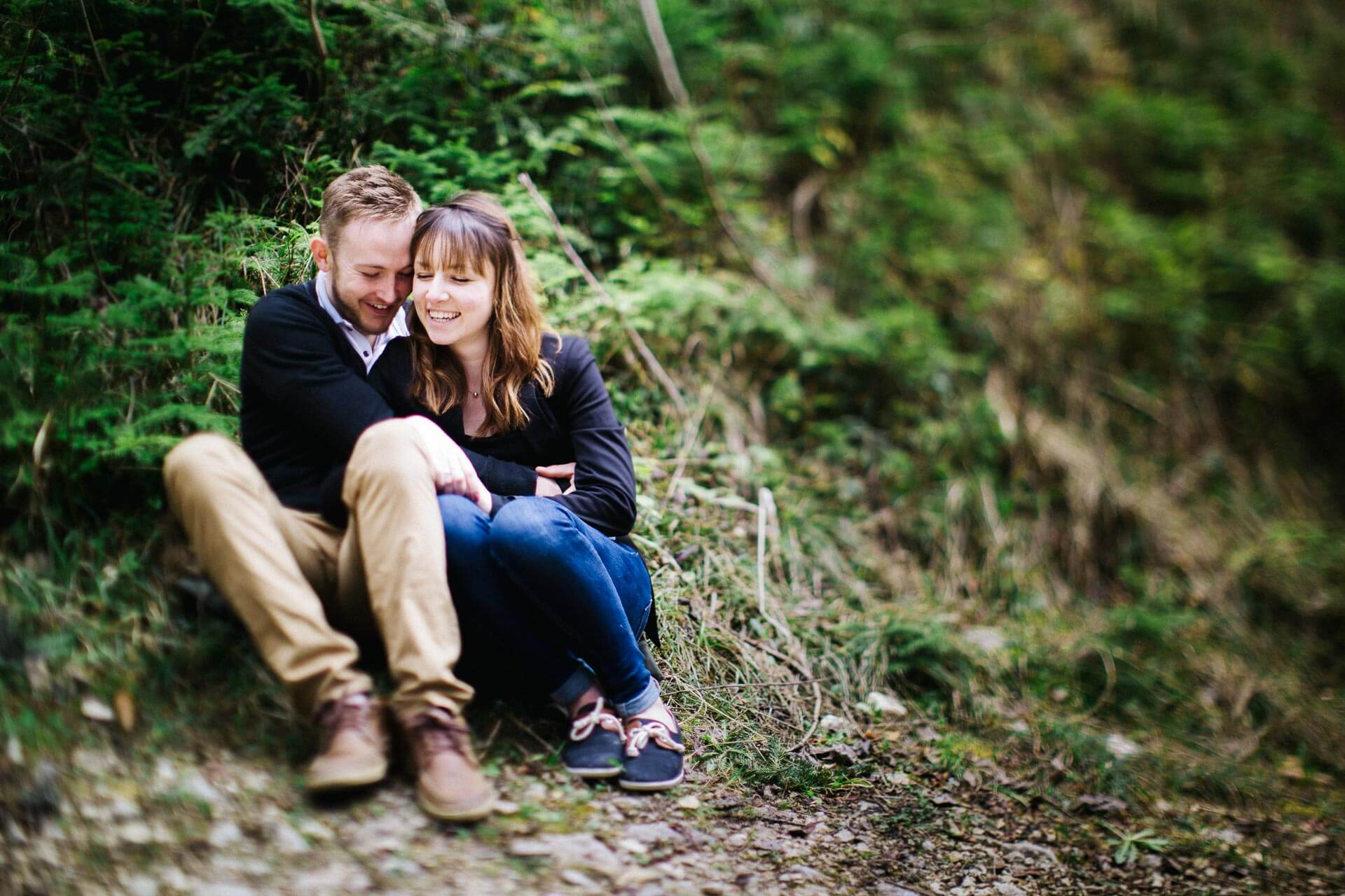 39 - Photo couple free lensing