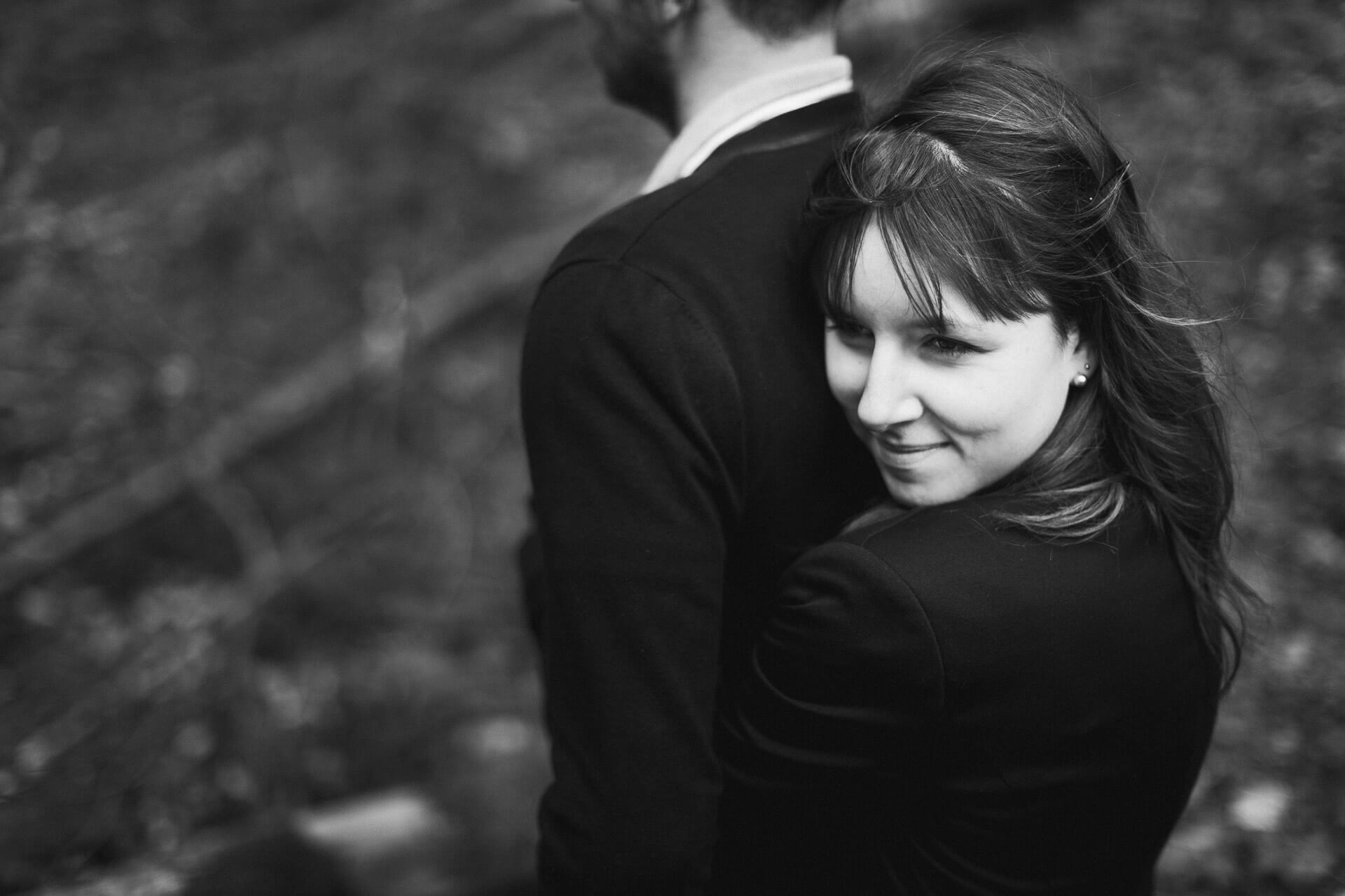 40 - Photographe couple montagne