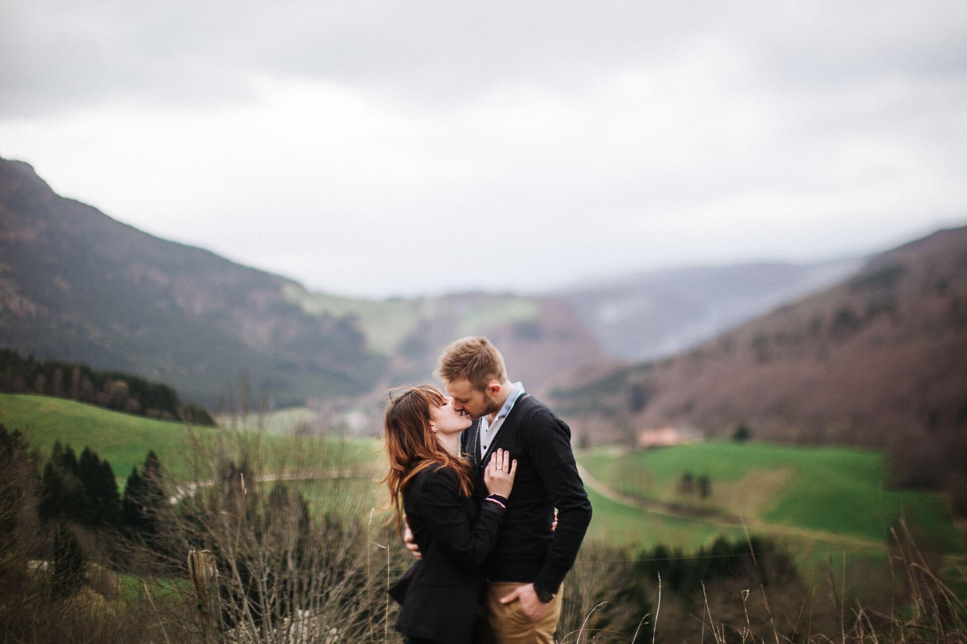 48 - photographe couple montagne